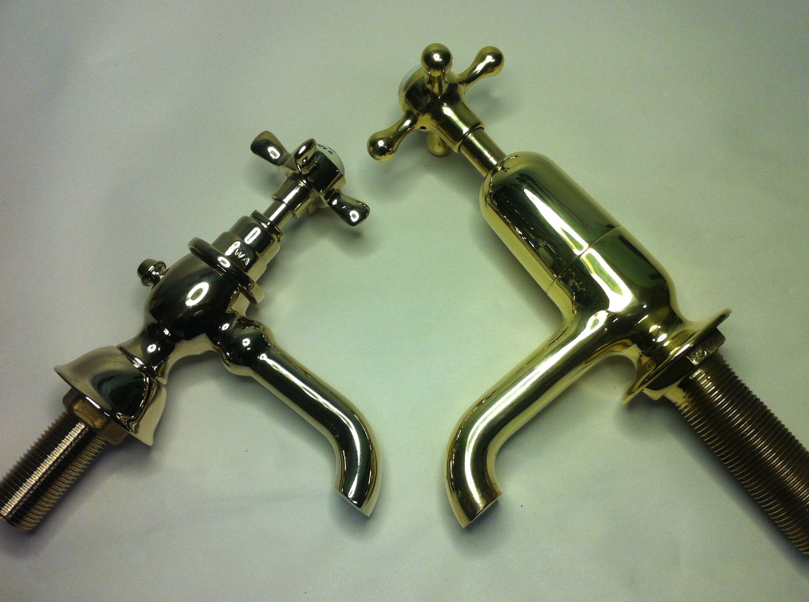 Polished Brass or Gold Plated?