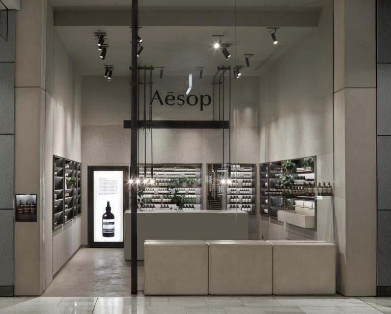 Aesop – Westfield Shopping (W12 7SL)