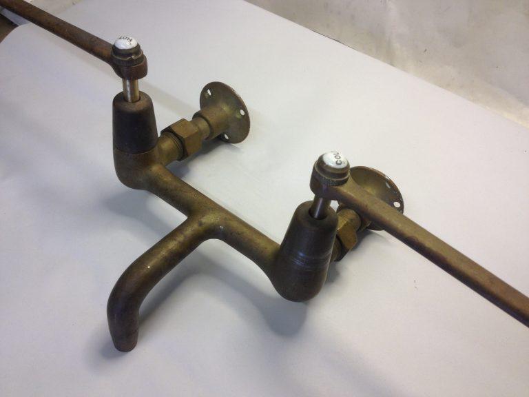 Kitchen lever tap
