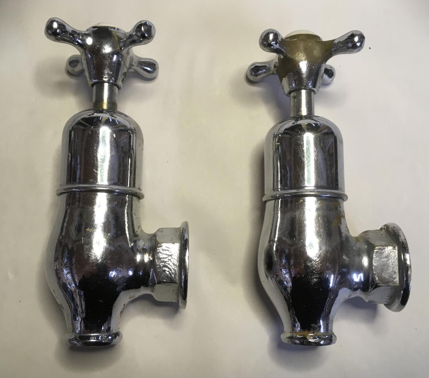 Globe taps (Shabby Chic)